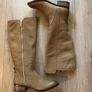 SALE⚡️ Aldo Mihaela Knee Boots In Medium Brown